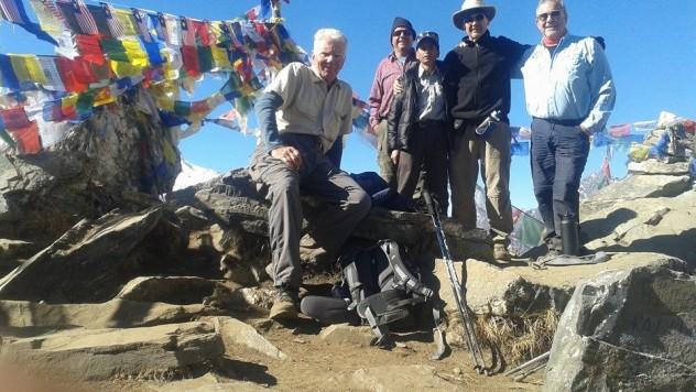 Lang Tang Gosainkund Region Trek/15 days