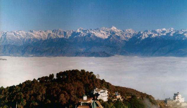 5 Days Kathmandu Valley & Nagarkot tour