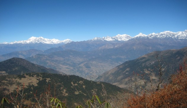 Arun Valley Trekking-19 Days