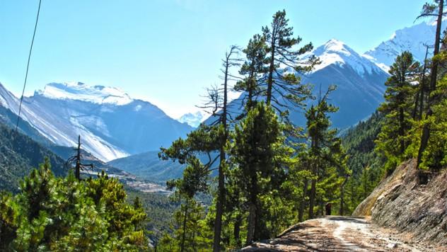 Mountain Hotspring Tour