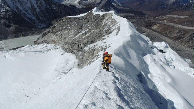 Island Peak Climbing 14 Days