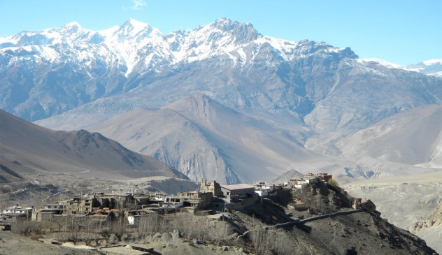Jomsom Muktinath Trek 13 Days