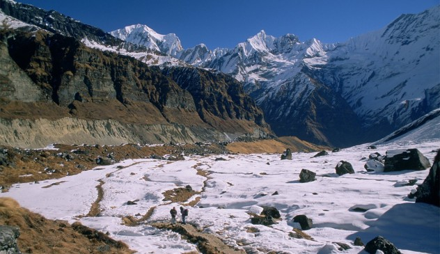Annapurna Sanctuary Trek 13 days