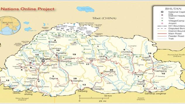 Bhutan/ Activities in Bhutan