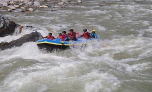 Img'Trishuli River Rafting