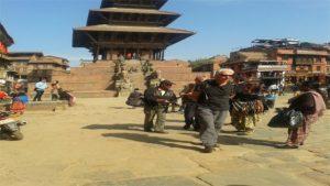 Img' Bhaktpur Durbar suuarie